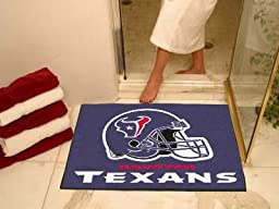 Exclusive By FANMATS NFL - Houston Texans All-Star Rug