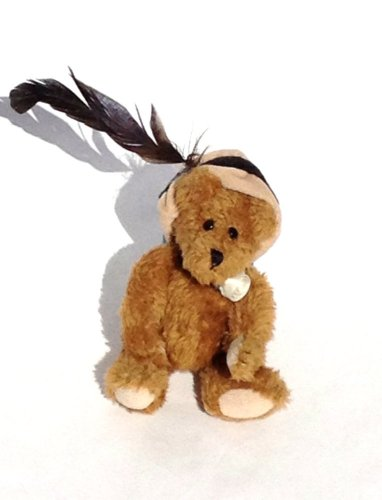 Boyds Bear Chanel De La Plumtete