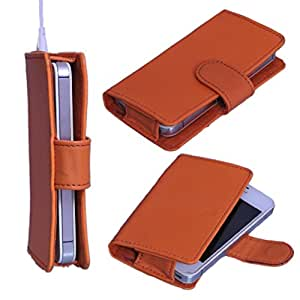 StylE ViSioN Pu Leather Pouch for Lenovo A5000