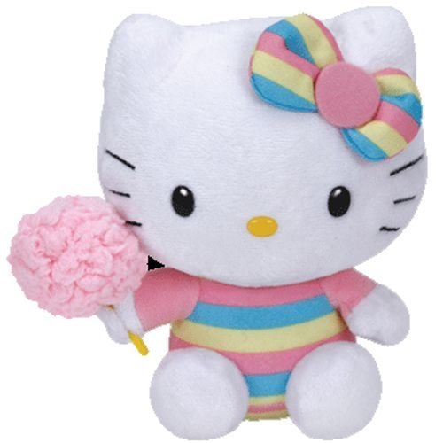 Ty Hello Kitty - Cotton Candy - 1