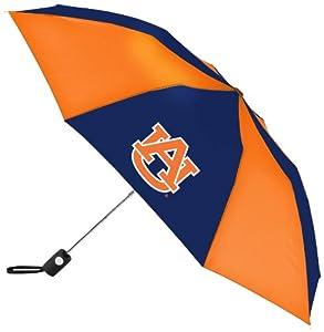 Buy NCAA Auburn Tigers Automatic Folding Umbrella by WinCraft