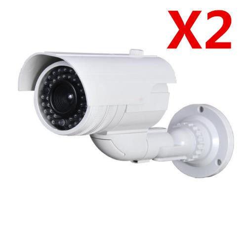 sauden-2x-dummy-bullet-imitation-camera-home-surveillance-flashing-infrared-ir-red-fake-y0023