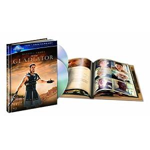 Gladiator [Édition limitée 100ème anniversaire Universal, Digibook]