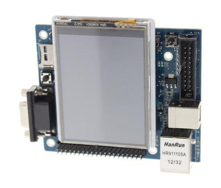 Spruce Arm32 Arduino Compatible Board With Touch Lcd
