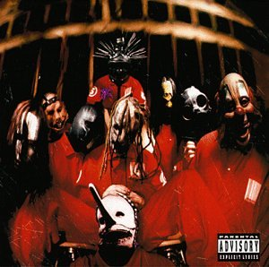 Original album cover of Slipknot by Slipknot