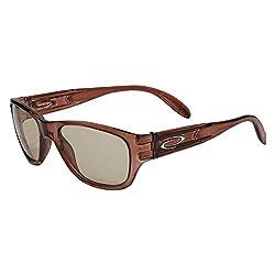 Criba Light Brown Wayfarer Stylish Sunglass