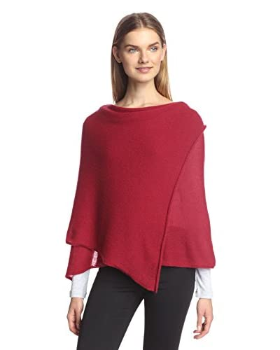 Portolano Women's Shawl, Ashton Red, One Size As You See