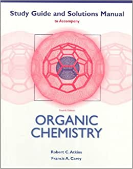 Organic Chemistry 4th Jones Solutions Manual