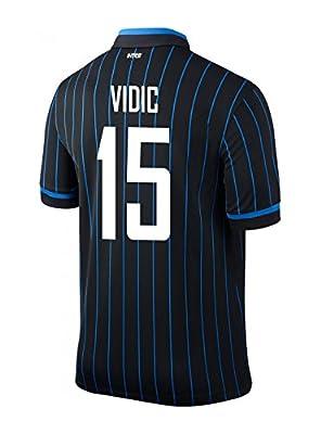 VIDIC #15 Inter Milan Home 2014/2015