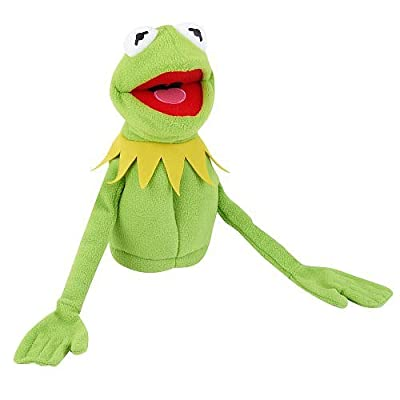 """The Muppets Kermit the Frog Puppet 12"""" FAO Schwarz Exclusive"""