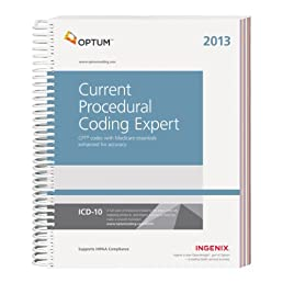 Current Procedural Coding Expert--2013 (CPT EXPERT (SPIRAL))
