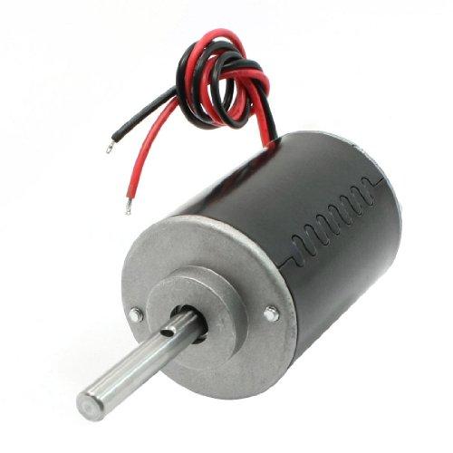 Dc12V 0.9A High Torque 3100 Rpm High Torque Wired Gear Motor