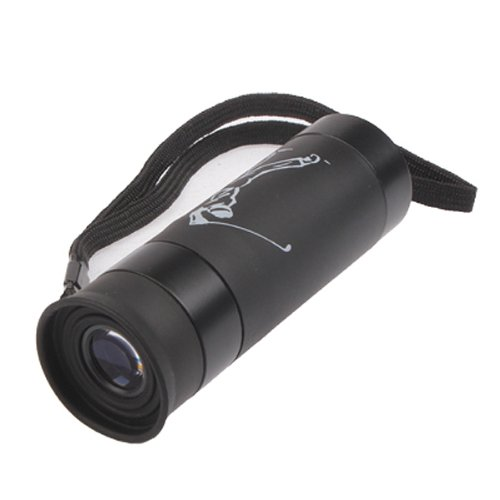 Generic Panda Field 5 X 20 Multi-Coated Mini Monocular Telescope For Golf Outdoor