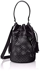 LOEFFLER RANDALL Industry Cross-Body Bucket Bag