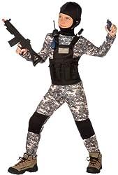 Navy Seal Child Halloween Costume (Large (12-14))