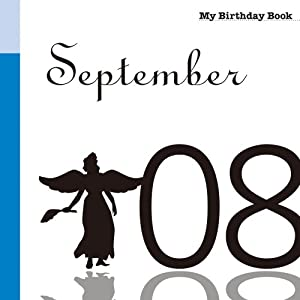 9月8日 My Birthday Book