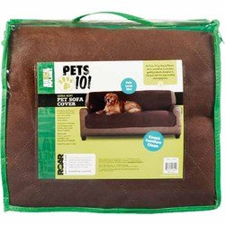Animal Planet Pets 101 Ultra-Soft Pet Sofa Cover for Cats and Dogs (Plush Cover Protects Furniture and Keeps Pets Happy)