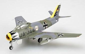 MRC Easy Model F-86 3./JG71. 1963