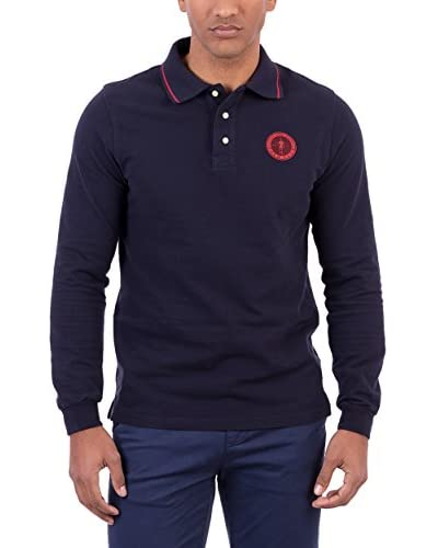 Polo Club Polo Fulham Edition Cro Ml Azul Marino