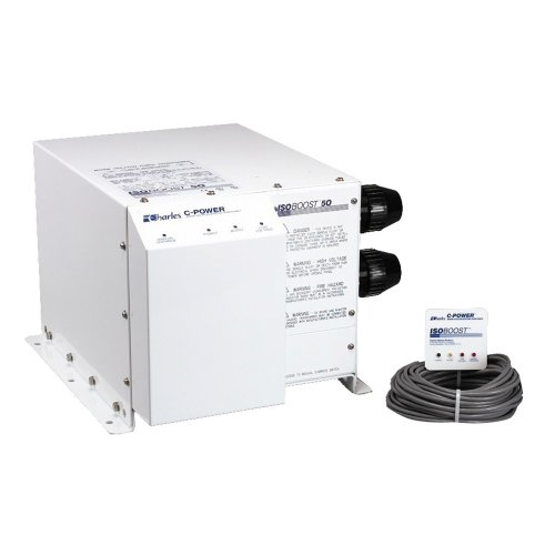 Charles 50 Amp Iso-Boost Boosting Isolation Transformer
