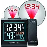 Lacrosse Technology 616-146 Atomic Projection Alarm Clock