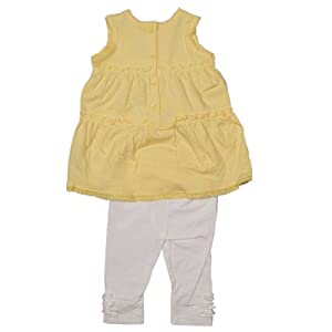 Mothercare Yellow Girls - Dresses and Leggings