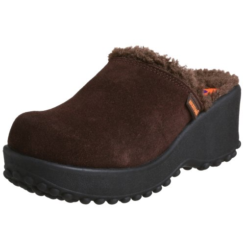 Rocket Dog Women's Fuzzy Wedge