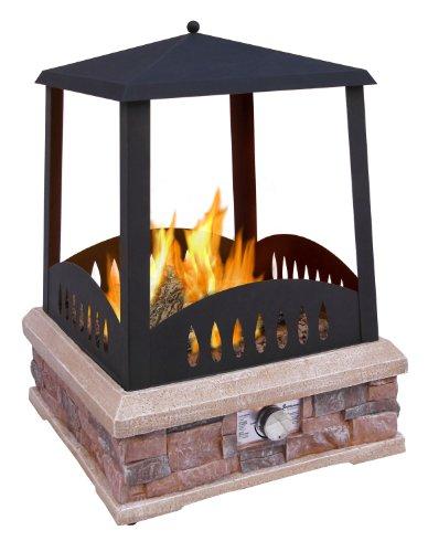 Landmann 22812 Grandview Outdoor Gas Fireplace