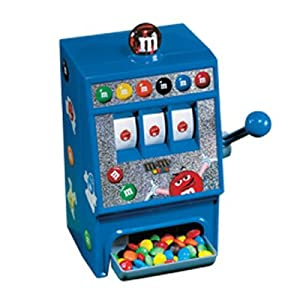 Low Price M Amp M S Slot Machine Candy Dispenser Us Best