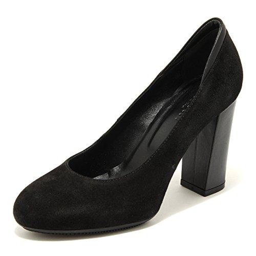 66997 decollete HOGAN nero scarpa donna shoes women [36]