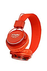 Digitek Bluetooth Headphone DBH-001 Red