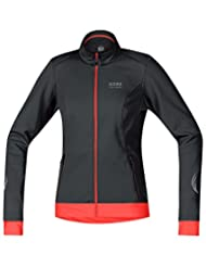 Gore Women's Element Windstopper Soft Shell Cycling Jacket