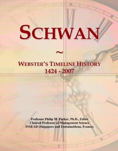 schwan-websters-timeline-history-1424-2007