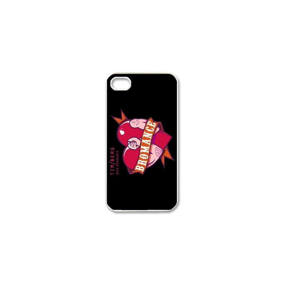 Smile Creation   Avicii iPhone 4/4s Case, iPhone Cover, iPhone Hard Protective Case   Black&White   Retailing Packing