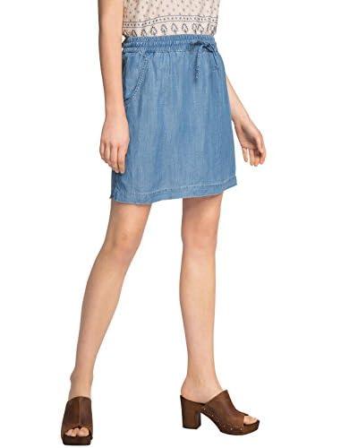 Esprit Falda Azul