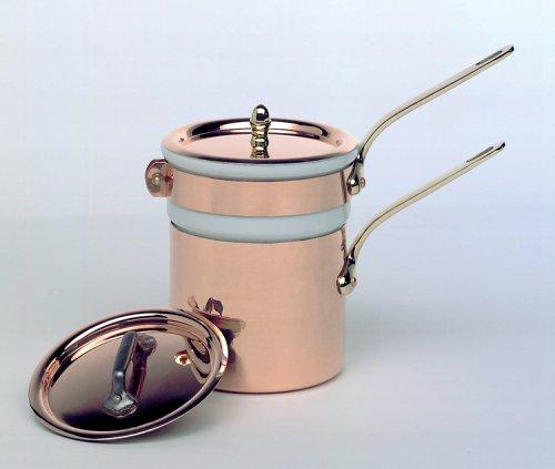 Mauviel copper 12cm Double Boiler