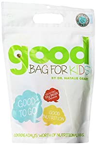 Good Bag for Kids Gluten Free Snacks, 1 and Up