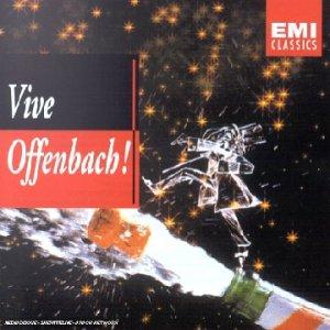 Vive Offenbach (Berganza) - CD