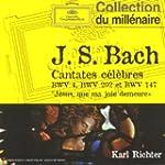 Bach : Cantates c�l�bres BWV 4, 202 e...