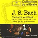 Bach : Cantates c�l�bres BWV 4, 202 et 147