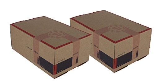 2 PACK - Tubes, 26 x 4.00 - 32mm, Standard Schrader Valve, Sunlite