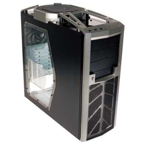 Antec Six Hundred v2 MIDI Tower Case compatible with ATX, Micro ATX, Mini ITX