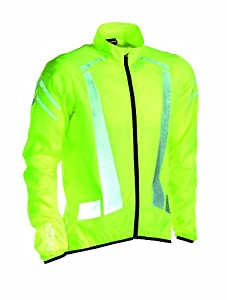 Wowow Lightening Reflective Jacket Yellow M