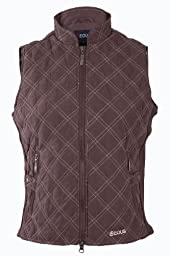 EOUS Brighton Stretch Vest (Chocolate, X-Large)