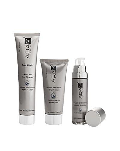 ADAM REVOLUTION Kit Prodotti Bellezza Man Perfect Skin Oxygen And Hyaluronic