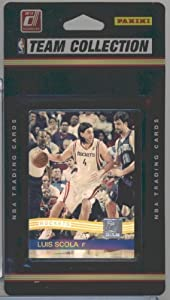 Panini Houston Rockets Team Collection Trading Card Set by Football Fanatics