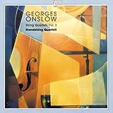 echange, troc  - Onslow: String Quartets Vol. 3