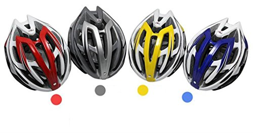 Rainbow flower Riding equipment riding helmet mountain bike helmet integrally molded helmet