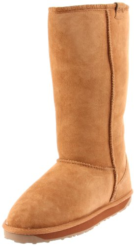 Emu Women's Stinger Hi Chestnut Mid Calf Boots W10001 7 UK