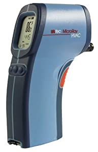 E Instruments 1183-4 MicroRay HVAC++ Infrared Thermometer at Sears.com